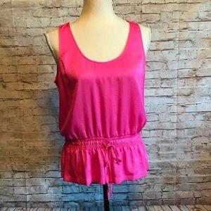 Ann Taylor pink tank top